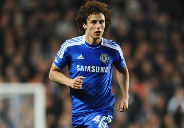 'Crazy mistakes' won't affect David Luiz as he eyes a return to form for Chelsea