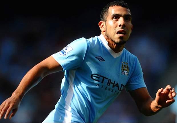 (EXCLU) ANG, Man City - Tevez débuterait contre Sunderland
