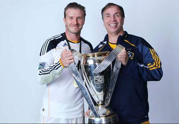 Bruce Arena: David Beckham Angkat Pamor MLS