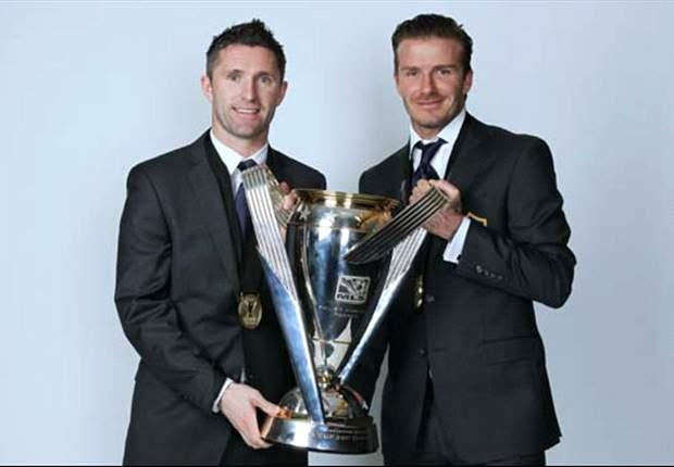 Robbie Keane Samakan David Beckham Dengan Tiger Woods