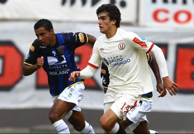 Alvaro Ampuero en los próximos días viajará a Parma