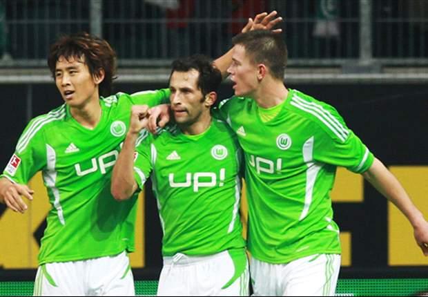 Der VfL Wolfsburg trennt sich von Alexander Madlung, Sotirios Kyrgiakos, Thomas Kahlenberg und Marwin Hitz