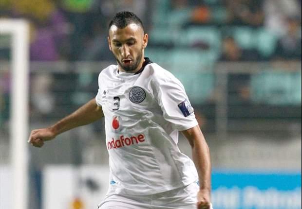 'Lazio hoopt op komst Belhadj'