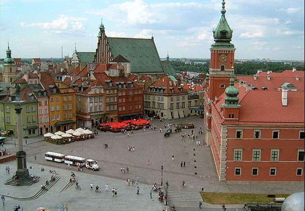 Euro 2012 City Guides - Warsaw, Poland
