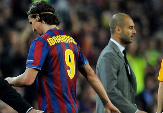 TEAM NEWS: AC Milan's Zlatan Ibrahimovic faces Pep Guardiola & Barcelona in Champions League
