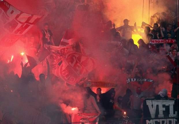 Prozess gegen Ultras: Vereine sollen für Einsatzkosten aufkommen
