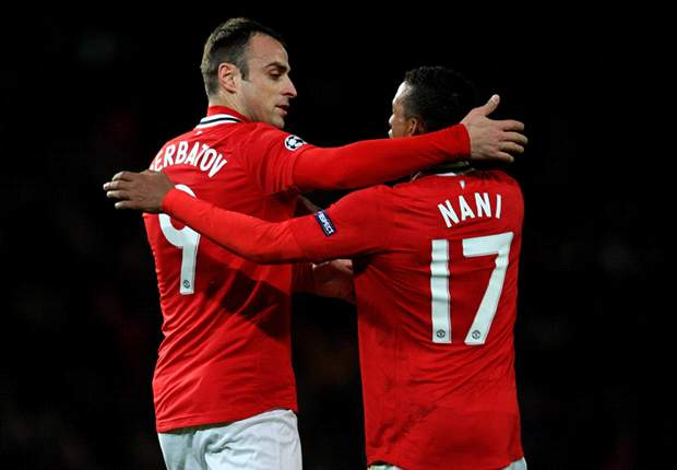 Manchester United 2-2 Benfica: Second half Aimar goal clinches progression from Group C for Portuguese as hosts face final-round sweat