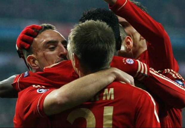 Bayern Munich 3-1 Villarreal: Franck Ribery scores brace as hosts secure top spot in Champions League Group A