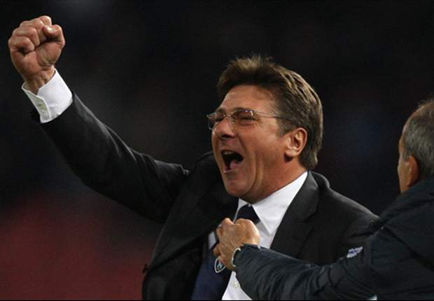 Napoli's Walter Mazzarri: Juventus has one week to prepare for matches while we do not