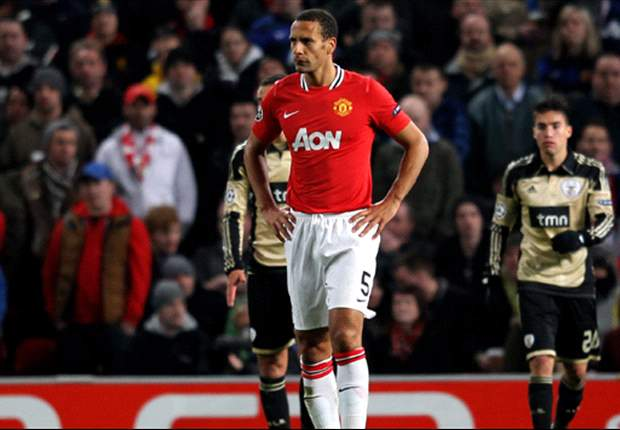 Manchester United's Rio Ferdinand snubbed Luis Suarez handshake after 'losing respect' for Liverpool striker