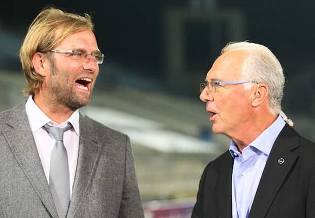 Para Beckenbauer, Reus e Götze são a melhor dupla de ataque do mundo