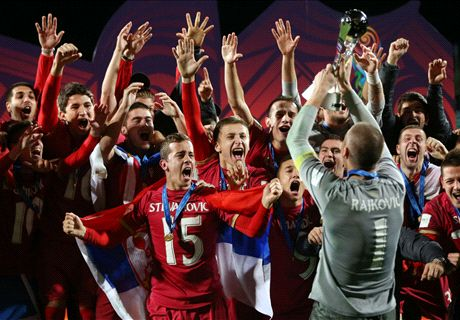 Pereira scores but Serbia win U20 WC