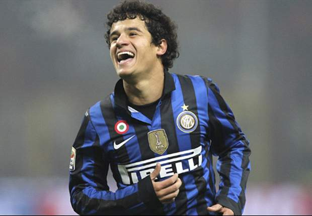 Coutinho determined to succeed at Inter