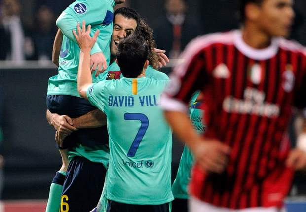 AC Milan's thrilling defeat to Barcelona proves they must buy in January to have any hope of challenging for the Champions League