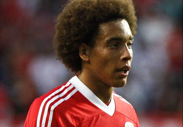 Real Madrid keeping tabs on Benfica midfielder Witsel - report