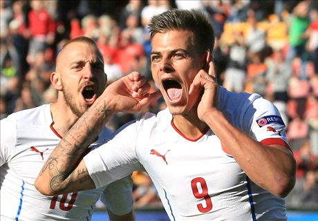 U21s REPORT: Serbia 0-4 Czech Republic