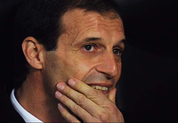 Massimiliano Allegri: Milan - Juventus match will not be decisive