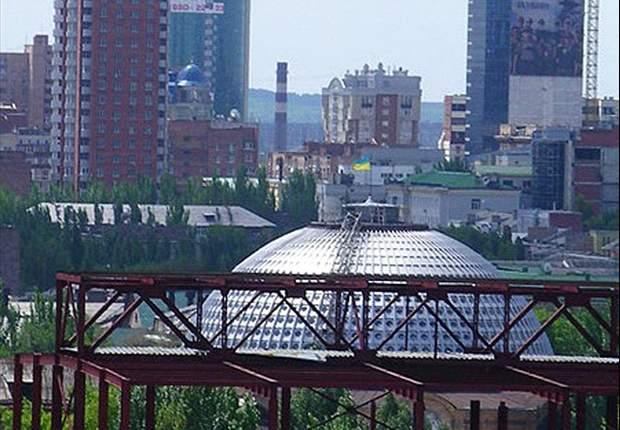 Guia das cidades da Euro 2012: Donetsk
