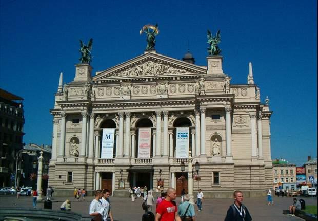Guia das cidades da Euro 2012: Lviv