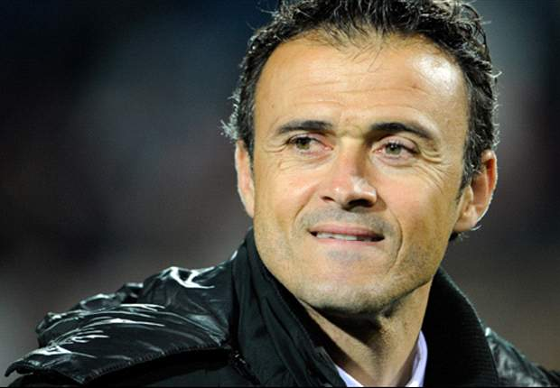 Luis Enrique admits Roma were fortunate to beat Napoli