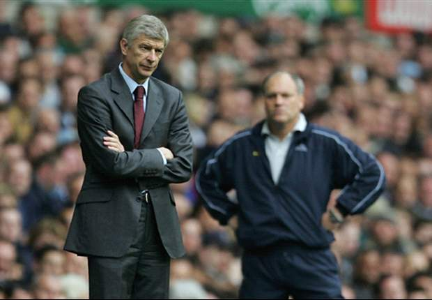 Jol denies rivalry with Arsenal boss Wenger