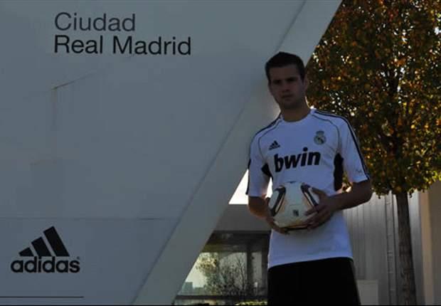 Real Madrid oficializa el ascenso de Nacho Fernández al primer equipo