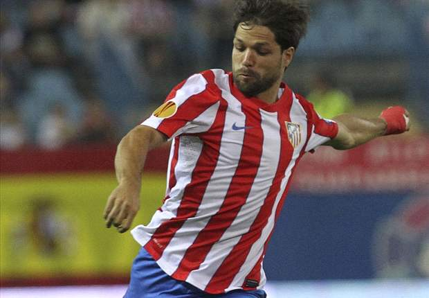 Diego frustrated by Atletico Madrid impasse: 'I was playing for a permanent move'