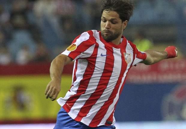 Diego reclama de dívida no Atlético e fica distante de volta