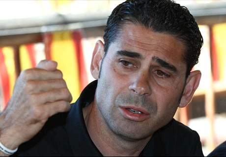 Hierro replaces Zidane at Madrid