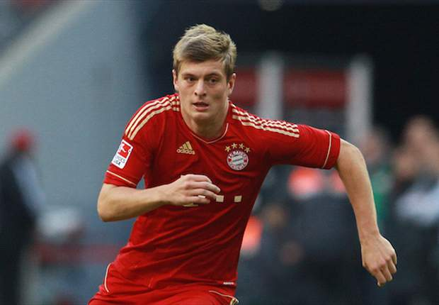 Kroos relishing Thiago competition
