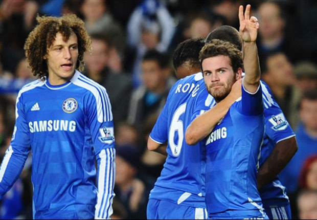 Mata & Luiz could miss start of Chelsea's season due to Olympics