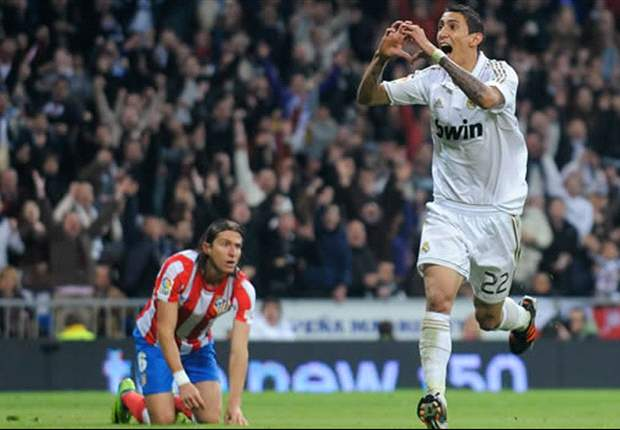 Angel Di Maria - Struggling to replicate his last season's form