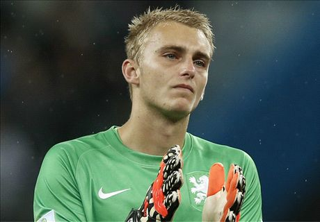 Cillessen not going to Man Utd - De Boer
