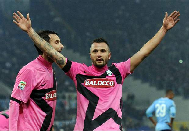 Tireless hero Simone Pepe becoming one of Juventus' key men as title challenge is boosted by Lazio win