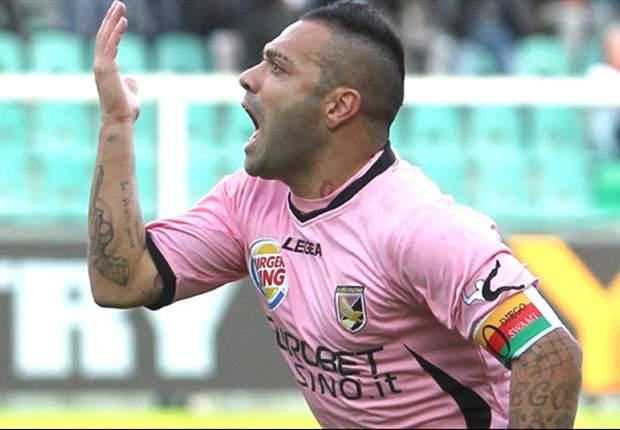 """Miccoli-Palermo, nessun divorzio stando all'agente del 'Romario del Salento': """"Ha un contratto fino al 2013, al momento non ci sono sviluppi"""""""