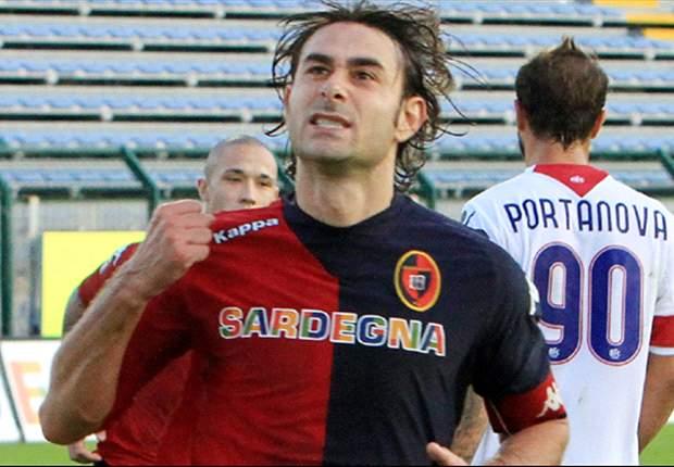 Un pezzo di storia del Cagliari rischia di fare le fortune del Genoa... Dopo Canini può arrivare anche capitan Conti!