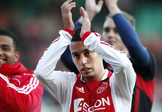 Ismail Aissati reveals desire to leave Ajax in the summer