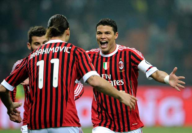 AC Milan 4-0 Chievo: Ibrahimovic scores twice and further efforts from Pato and Thiago Silva ensure simple victory
