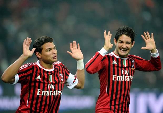 Thiago Silva: Yo no quería dejar el AC Milan
