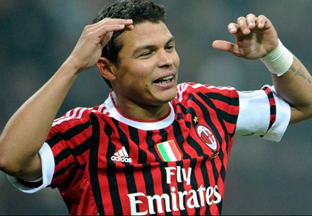 'I don't know if I can stop Arsenal's Robin van Persie' - AC Milan's Thiago Silva