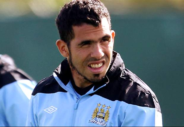 Inter downbeat on signing Carlos Tevez after talks with Manchester City - report