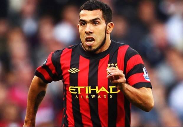 AC Milan set for further talks with Manchester City over Carlos Tevez