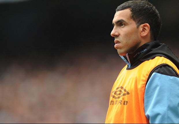 AC Milan's Adriano Galliani hopeful of landing Manchester City's Carlos Tevez despite Paris Saint-Germain interest
