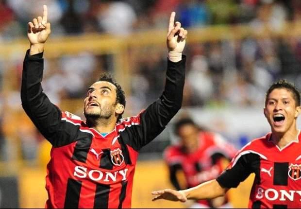 Torneo Costa Rica: Resumen de la J8