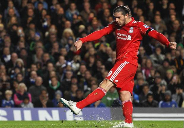 Liverpool offered Andy Carroll to Manchester City in swap deal for Carlos Tevez - report