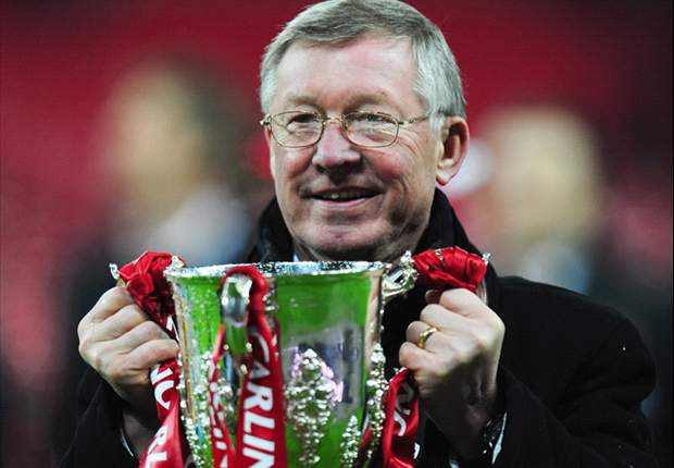 Manchester United manager Sir Alex Ferguson defends League Cup squad rotation, claiming it could launch a new 'David Beckham era'