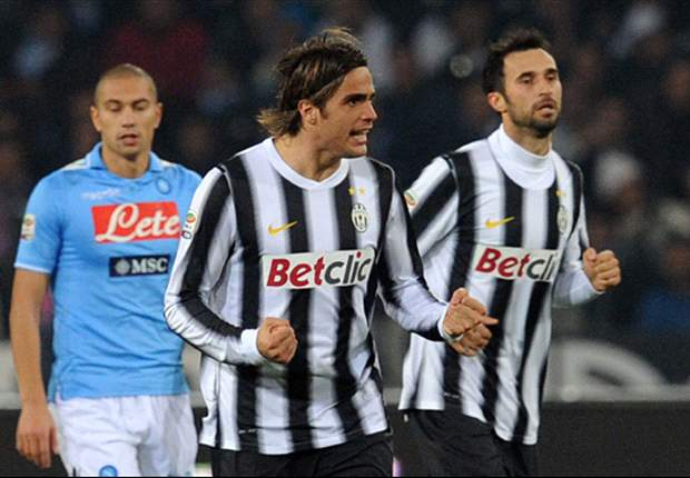 Napoli 3-3 Juventus and the best five Serie A games of 2011
