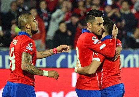 EN VIVO: Chile - Perú
