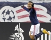 Charlie Davies continues fine form in Revs defeat