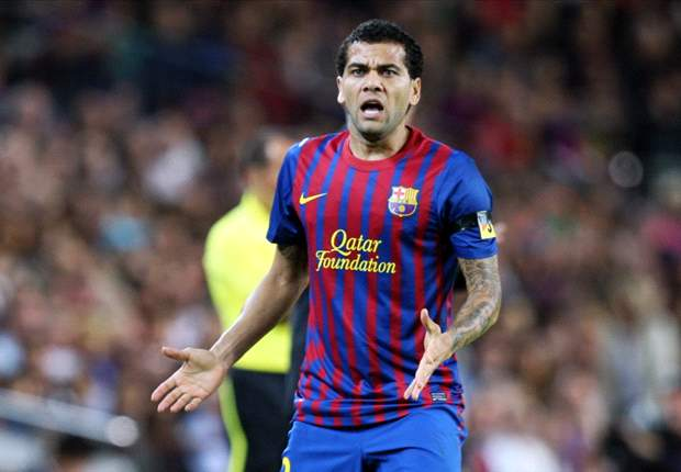 'We do not expect much from Real Madrid' - Barcelona's Dani Alves confident of retaining La Liga title